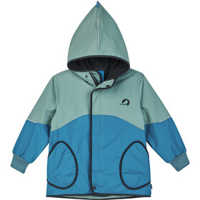 Finkid Nalle Mukka Winter Jacket Kids seaport/graphite
